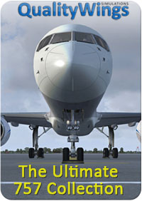 FLIGHT 1 - THE ULTIMATE 757 COLLECTION 终极757典藏版 FSX