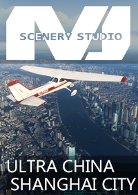 ULTRA CHINA - SHANGHAI CITY - XP11