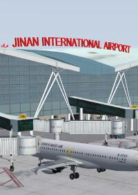 SALANDO STUDIO - ZSJN - JINAN YAOQIANG INTERNATIONAL AIRPORT 2.0 - CHINA FSX P3D
