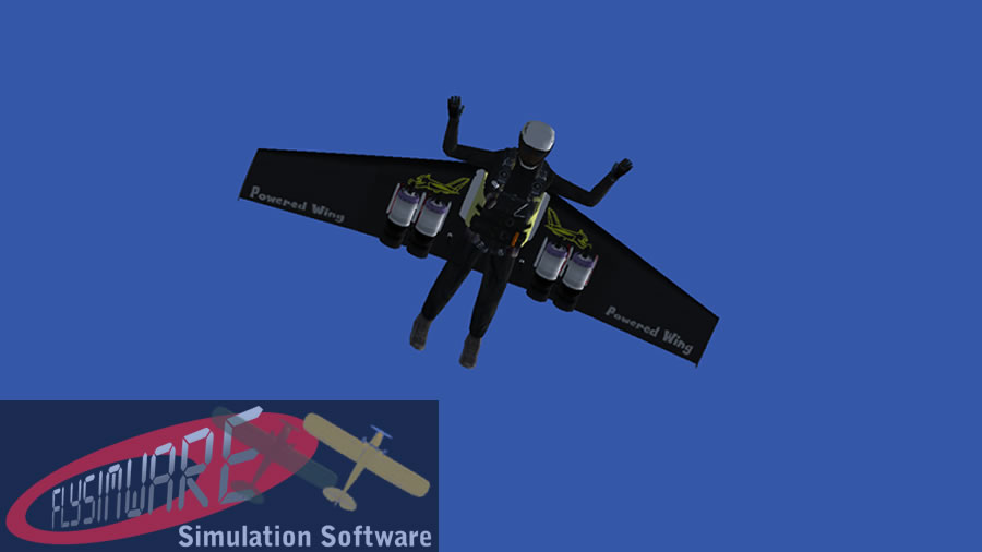 FLYSIMWARE - POWERED WING 2011