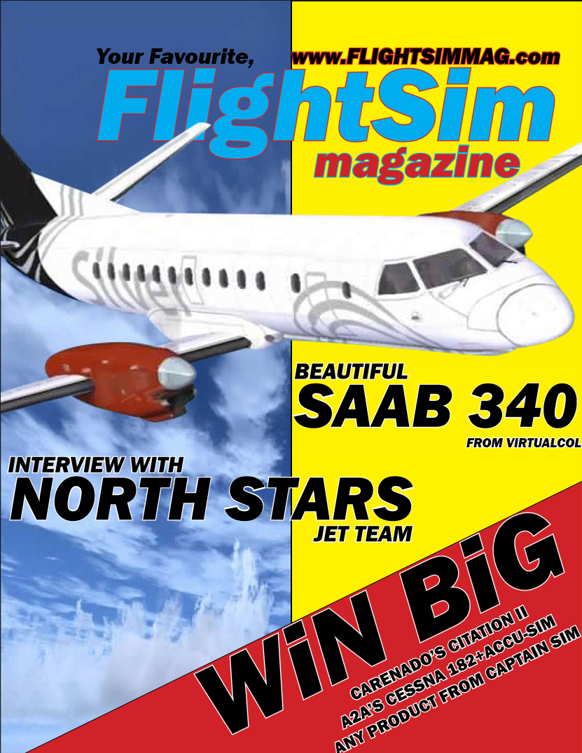 FLIGHTSIM MAGAZINE I9 HOLIDAY SPECIAL FREE