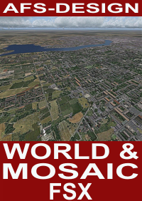 AFS-DESIGN - WORLD & MOSAIC V4 FSX 纹理优化软件