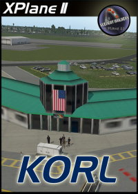FSXCENERY -  KORL ORLANDO EXECUTIVE AIRPORT X-PLANE 11