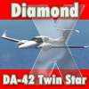 WSSIMULATION - DIAMOND DA-42 TWIN STAR