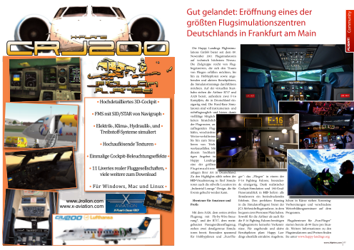 FLIGHT! MAGAZIN - MEGAAUSGABE 3 OKT/NOV/DEZ 2011 JAN 2012