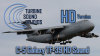 TURBINE SOUND STUDIOS - C-5 GALAXY TF-39 HD SOUNDPACK FOR FS2004