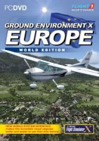 FLIGHT 1 SOFTWARE - FLIGHT 1 - GEX EUROPE V2 FSX FSXSE