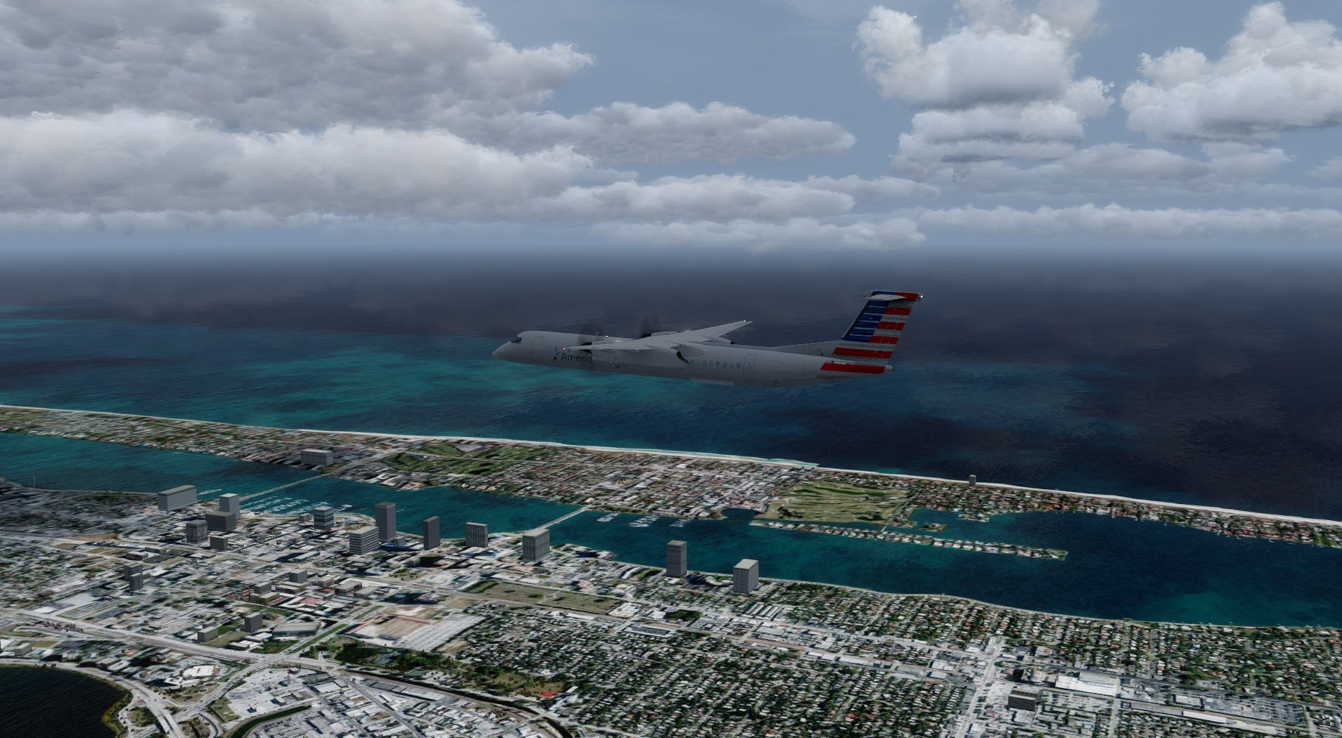 REALWORLD SCENERY - FLORIDA 3D ENVIRONMENT 2017 FSX P3D