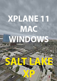 TABURET - XPLANE 11 - SALT LAKE XP