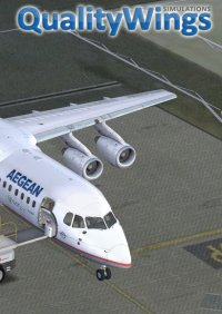 FLIGHT 1 - QUALITYWINGS SIMULATIONS - 英国航宇公司 BAE 146 终极珍藏版 FSX P3D