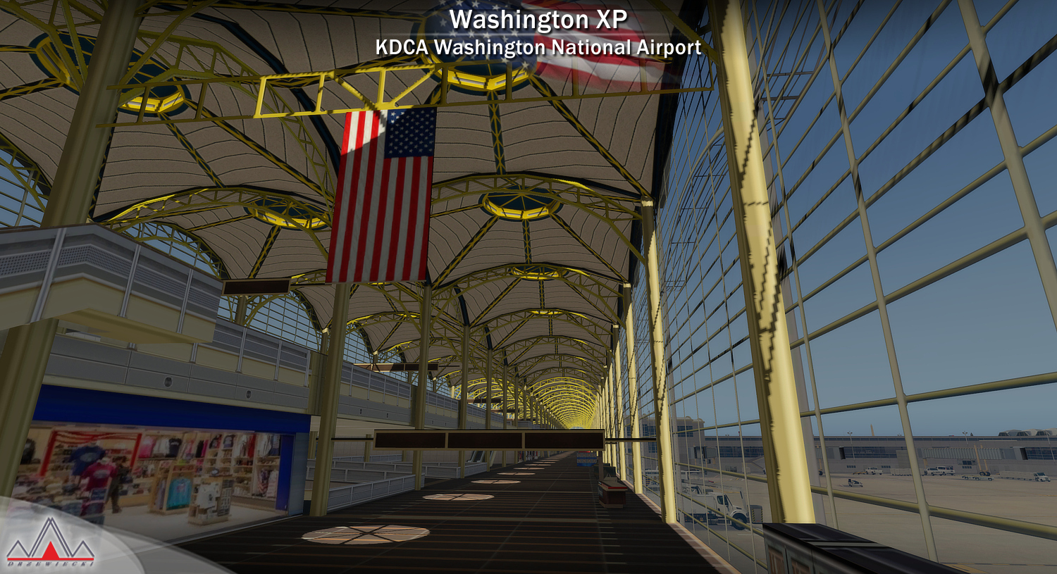 DRZEWIECKI DESIGN - WASHINGTON XP -  X-PLANE 10/11