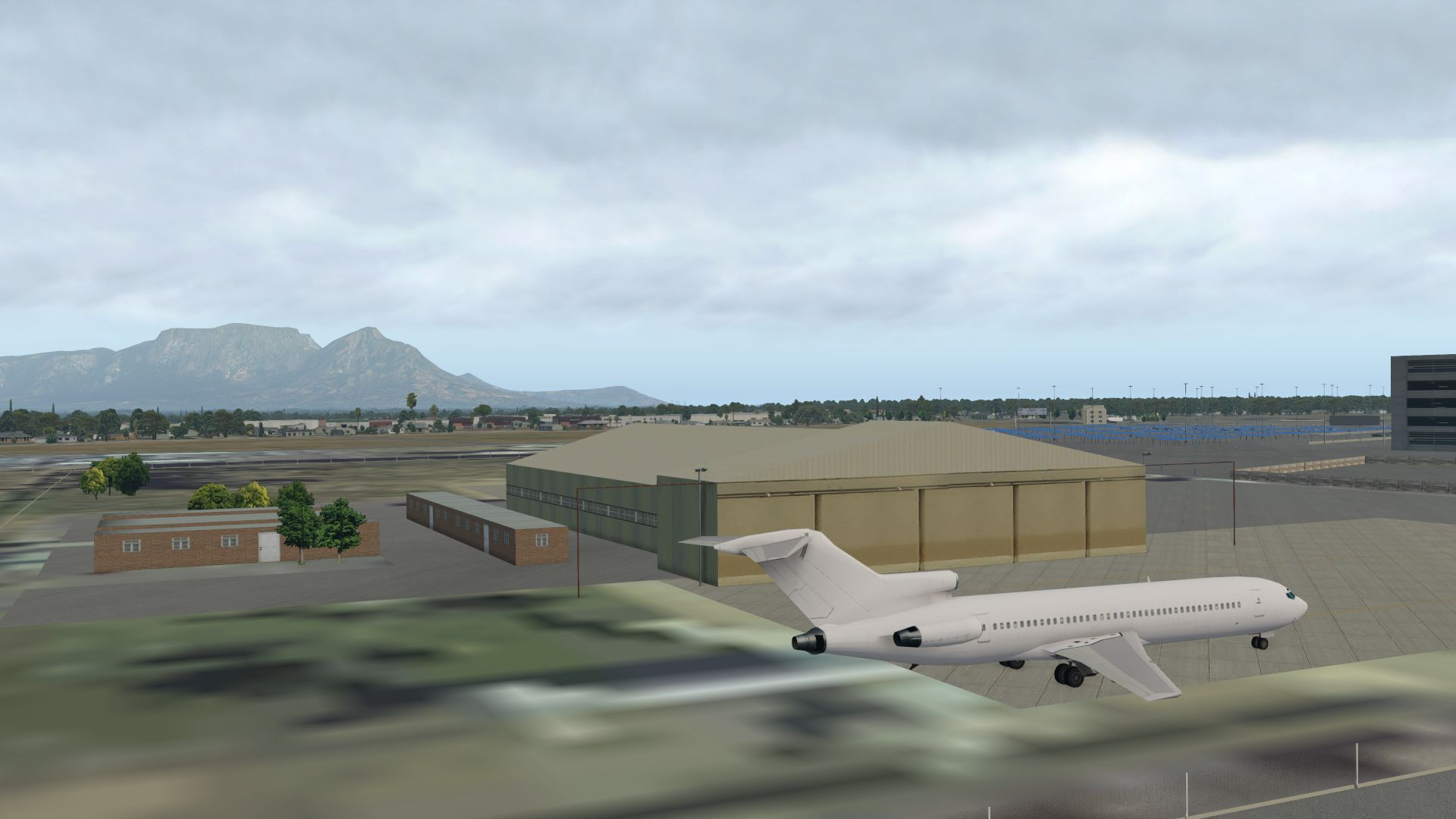 NMG SIMULATIONS - CAPE TOWN INTERNATIONAL AIRPORT X-PLANE 11