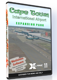 NMG - CAPE TOWN INTERNATIONAL AIRPORT X-PLANE 11