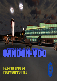 VIET SIM SCENERY - VAN DON INTERNATIONAL AIRPORT VIETNAM FSX P3D1-4