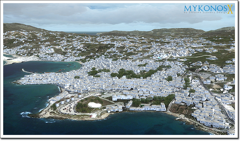 AEROSOFT - MYKONOS X (DOWNLOAD)