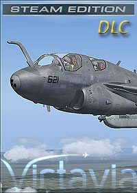 VIRTAVIA - EA-6B PROWLER FSX STEAM EDITION DLC