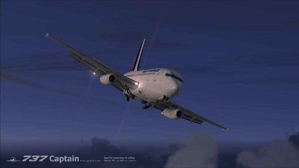CAPTAIN SIM - 737 CAPTAIN - 737-200 BASEPACK P3D V4