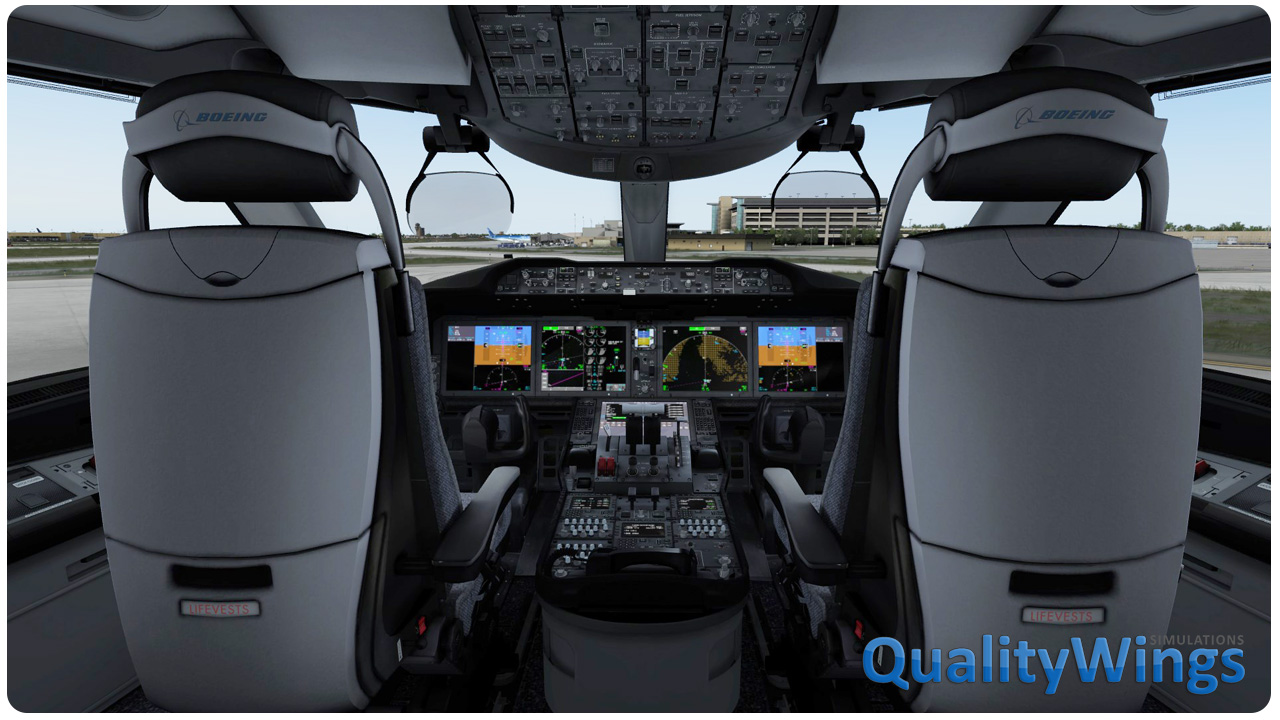 FLIGHT 1 - QUALITYWINGS ULTIMATE 787™ COLLECTION FOR PREPAR3D V4 (64-BIT)