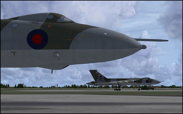 IRIS AIRFORCE SERIES - AVRO VULCAN