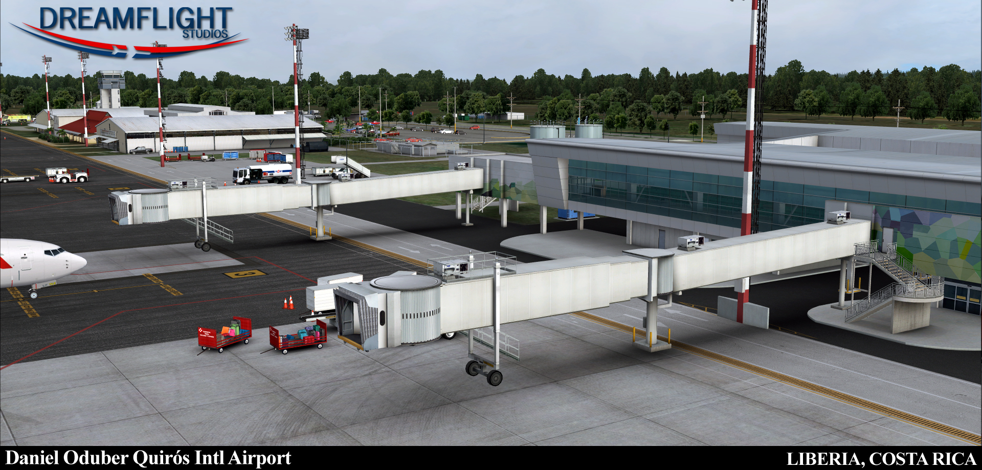 DREAMFLIGHT STUDIOS - LIBERIA INTERNATIONAL MRLB FSX P3D