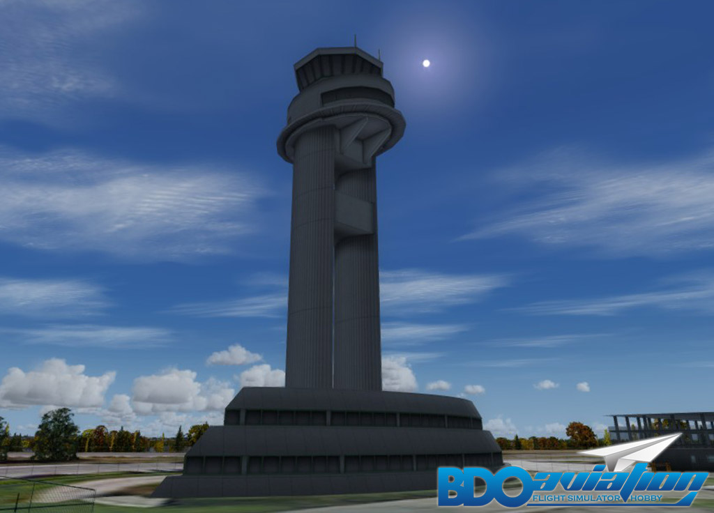BDOAVIATION - LIEGE INTERNATIONAL AIRPORT EBLG FSX P3D
