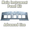 SIMWORLD - MAIN INSTRUMENT PANEL KIT FULL - ADVANCED LINE