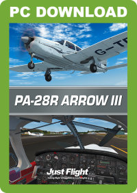 JUSTFLIGHT - PA-28R ARROW III FSX P3D