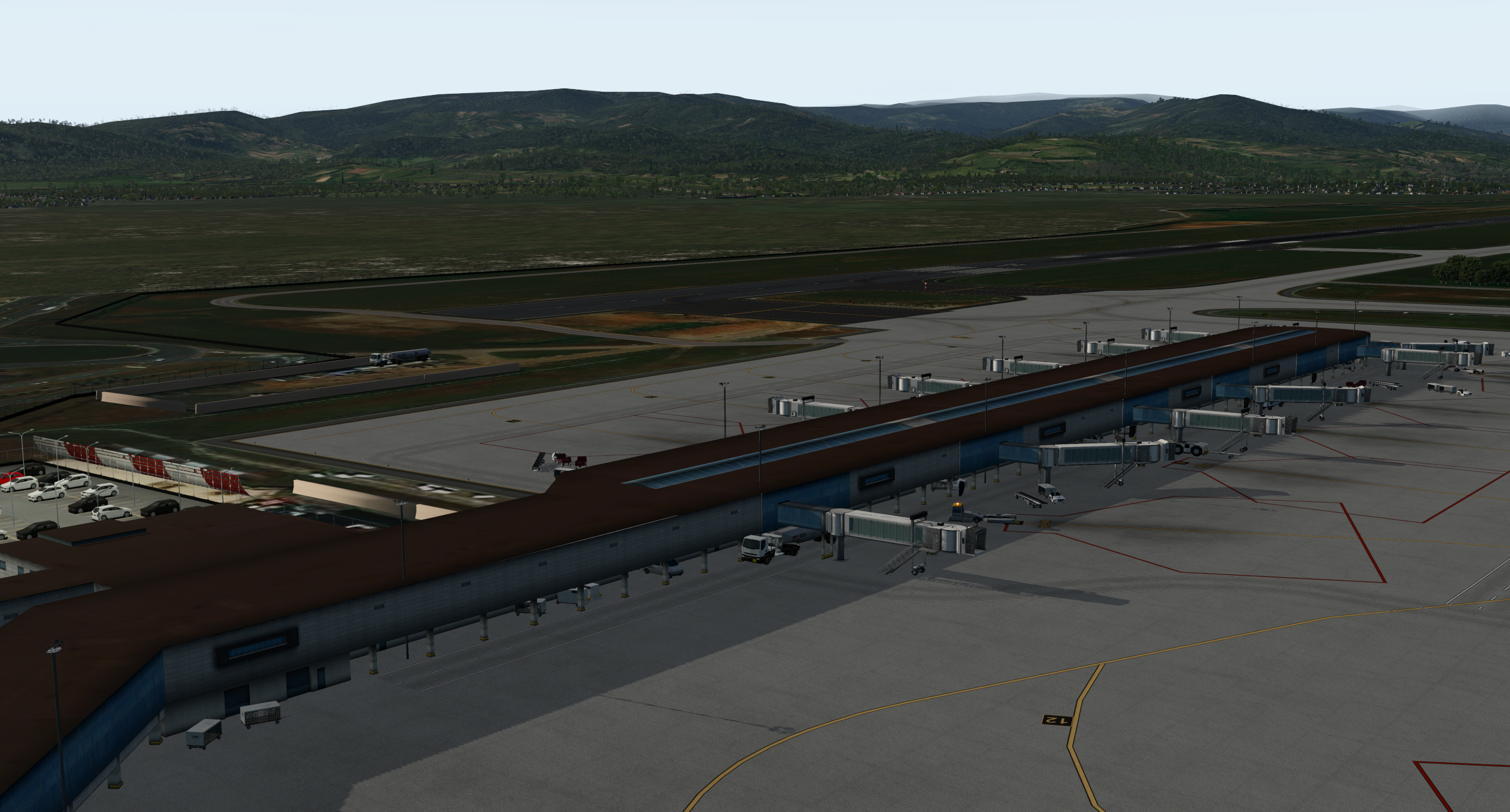 FSIMSTUDIOS - TOCUMEN INTERNATIONAL AIRPORT MPTO PANAMA CITY X-PLANE 11