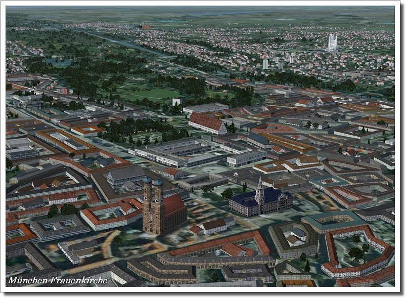 AEROSOFT - VFR GERMANY 3- SOUTH (DOWNLOAD)