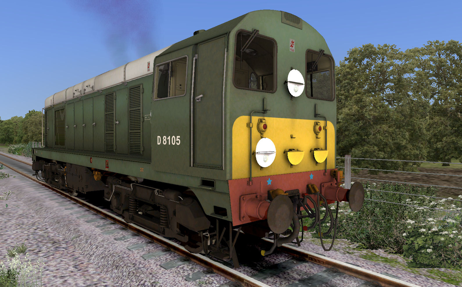 JUSTTRAINS - CLASS 20 COLLECTION