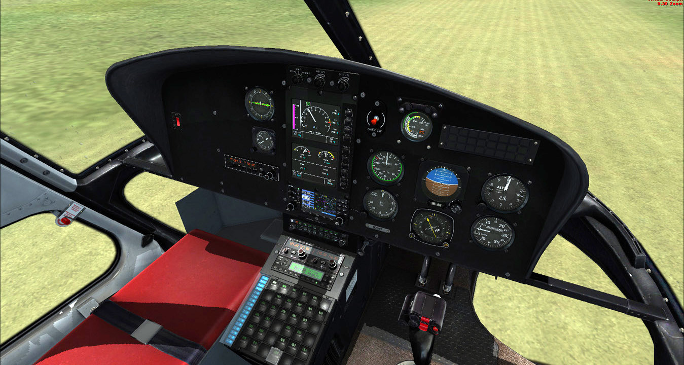 NEMETH DESIGNS - AEROSPATIALE AS350 ECUREUIL FSX P3D