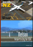 GODZONE - REAL NEW ZEALAND / VLC NELSON FSX P3D