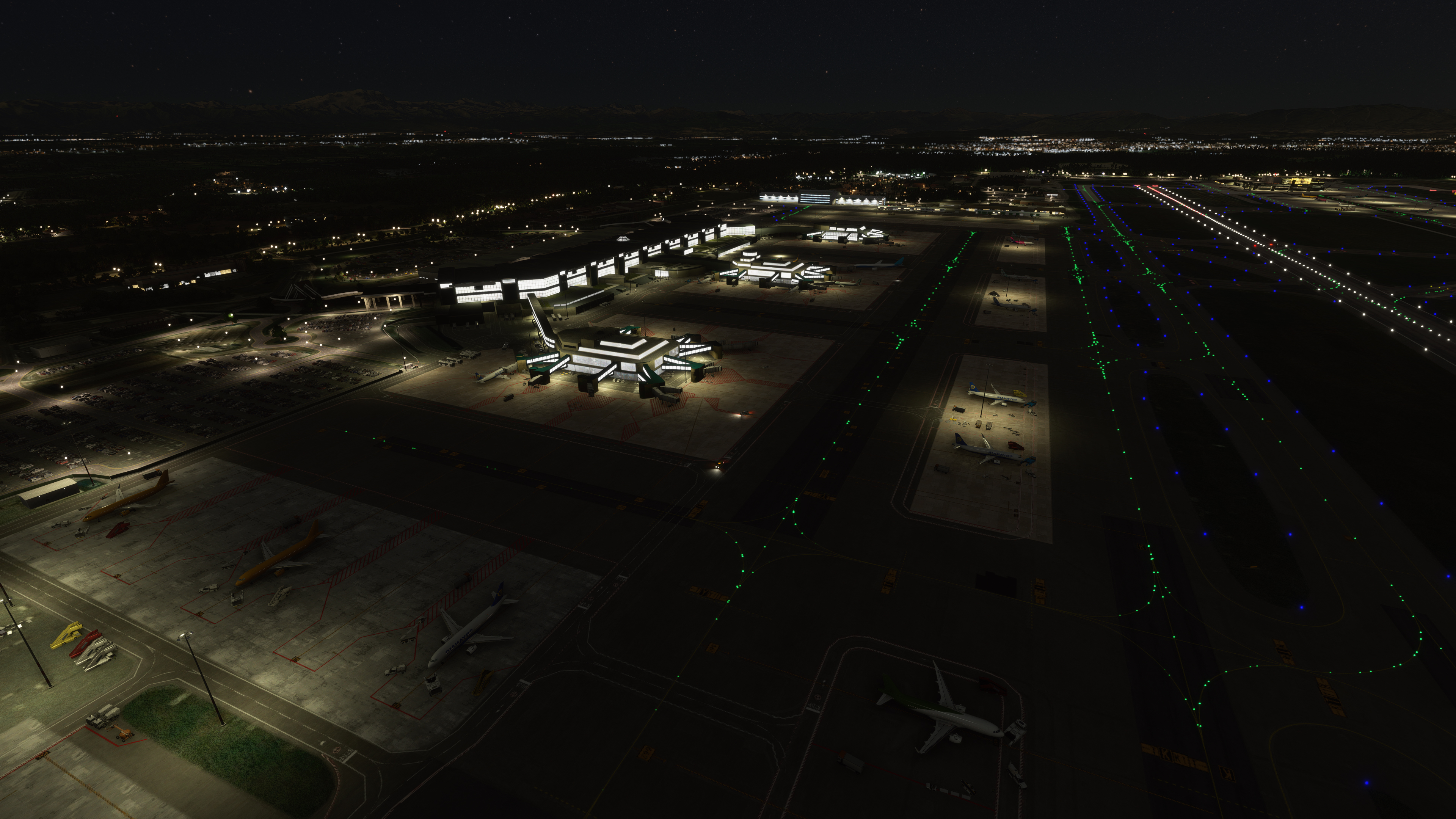 DEIMOS INC - LIMC - MILANO MALPENSA INTERNATIONAL - MSFS