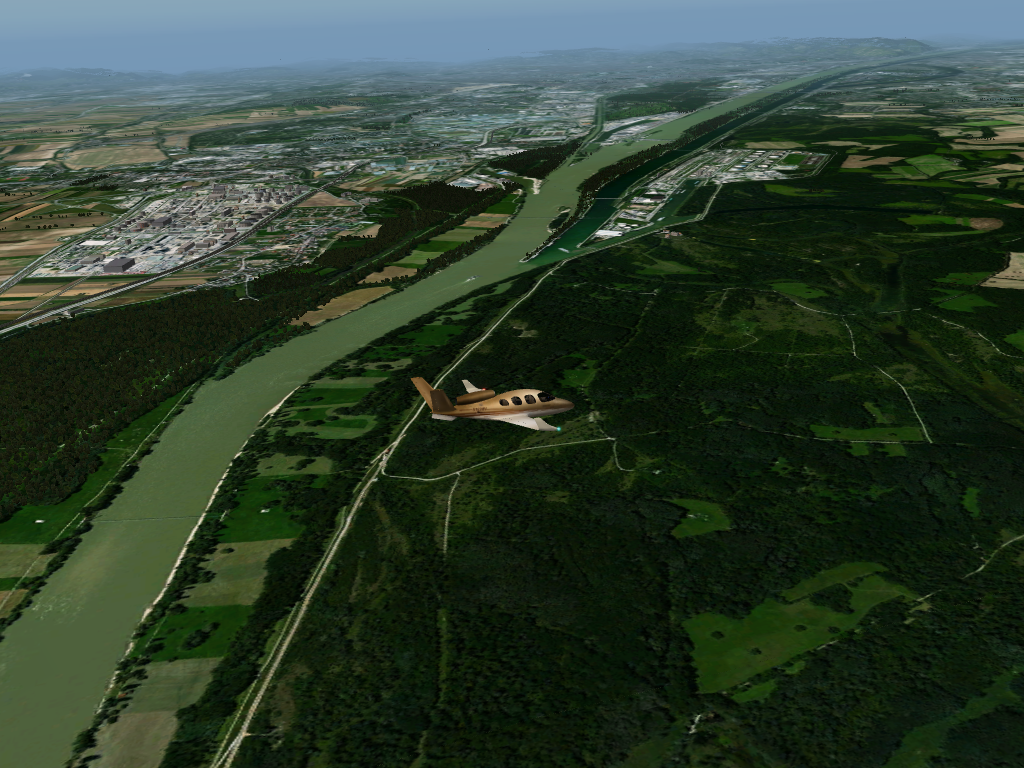 TABURET - VIENNA PHOTOREALISTIC FOR X-PLANE 10