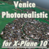 TABURET - VENICE PHOTOREALISTIC FOR X-PLANE 10
