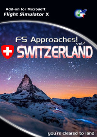 PERFECT FLIGHT - FS APPROACHES VOL.7 SWITZERLAND