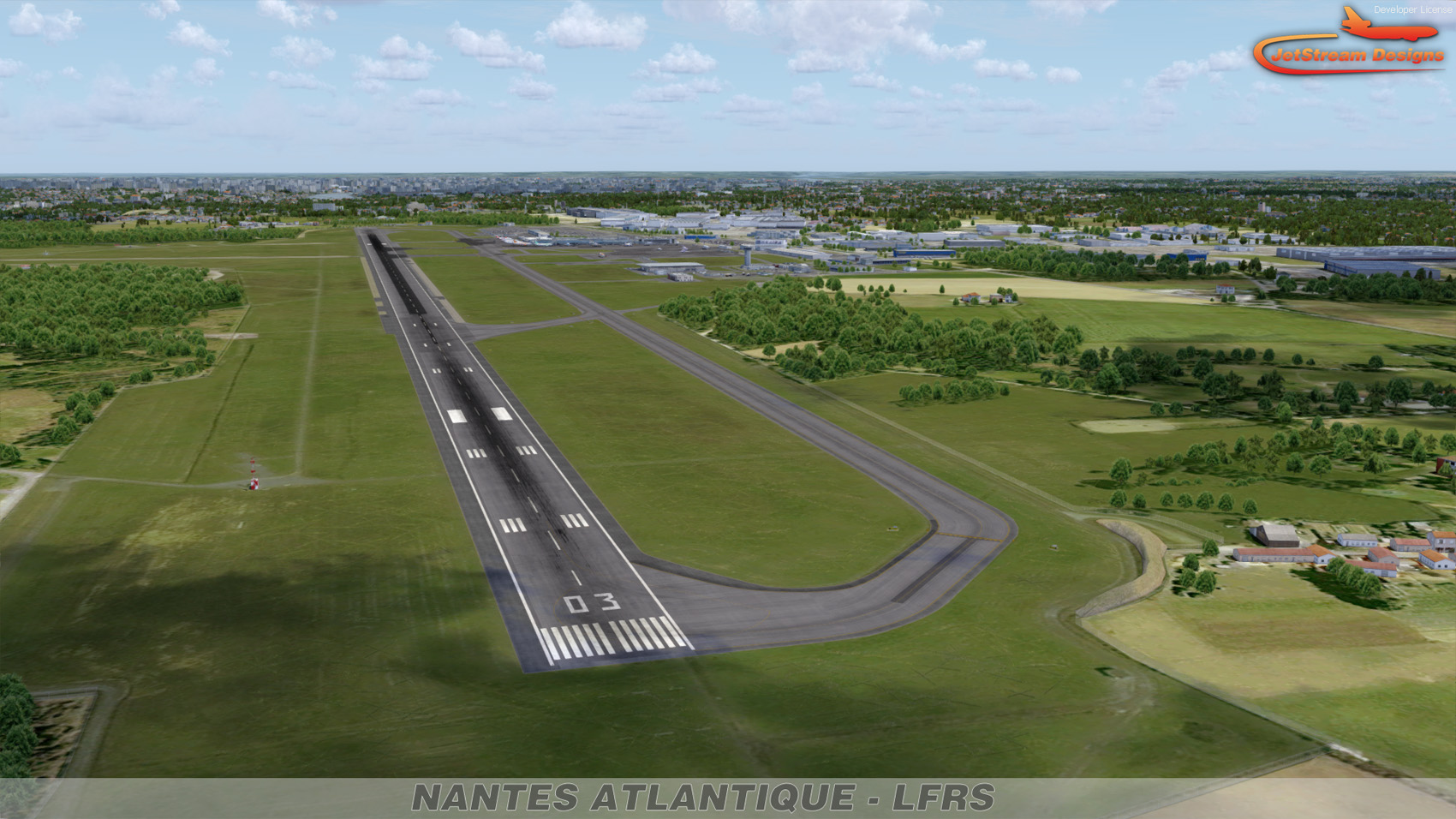 JETSTREAM DESIGNS - NANTES ATLANTIQUE P3D