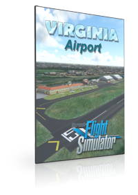 NMG SIMULATIONS - VIRGINIA AIRPORT V1.4 MSFS