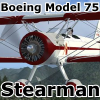 GOLDEN AGE - BOEING MODEL 75 STEARMAN FS2004