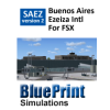 BLUEPRINT - SAEZ V2 UPGRADE FSX