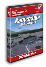 AEROSOFT - KAMCHATKA - THE LOST WORLD (DOWNLOAD)