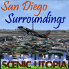 SCENIC UTOPIA - SAN DIEGO SURROUNDINGS