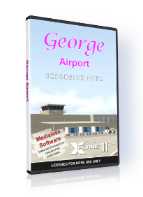 NMG - GEORGE AIRPORT X-PLANE 11