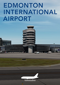 FSIMSTUDIOS - EDMONTON INTERNATIONAL AIRPORT - CYEG P3D