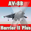 RAZBAM - AV-8B HARRIER II PLUS