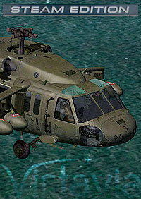 VIRTAVIA - H-60 BLACK HAWK FSX STEAM EDITION