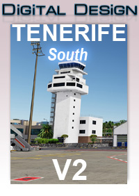 DIGITAL DESIGN - TENERIFE V2 P3D5