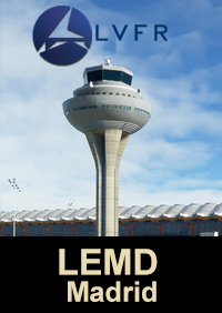 LATINVFR - MADRID-BARAJAS LEMD & CITY MSFS