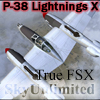 SU - LEGACY OF THE SKY: P-38 LIGHTNINGS X
