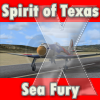 SIMFLIGHT3D - SPIRIT OF TEXAS - SEA FURY